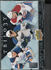 2013-14 UPPER DECK TRILOGY HOBBY FACTORY SEALED BOX