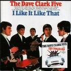DAVE CLARK FIVE I Like It Like That / Try To Hard  CD 2-on-1 RARE