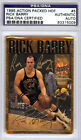 Undervalued Sports Card Sets: 1995 Action Packed Hall of Fame Basketball Autographs 8