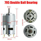 High Power Large Torque Motor 775795895 Motor Ball Bearing Shaft Low Noise