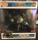 Funko Pop HOW TO TRAIN YOUR DRAGON TOOTHLESS #686 Target Exclusive 10 Inch
