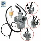 Carburetor With Throttle Cable For Honda CRF70 XR70 CRF70F XR70R Carb 1998-2003