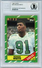 Reggie White Cards, Rookie Cards and Autographed Memorabilia 32