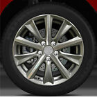 17x7 Factory Wheel Medium Charcoal For 2013 2015 Acura ILX