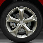 20x75 Factory Wheel Hyper Bright Smoked Silver For 2009 2015 Toyota Venza