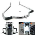 Engine Guard Crash Bar For Harley Softail Deluxe FLSTN Slim FLS 00-17