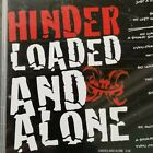 Hinder Loaded And Alone CD Single 2009