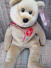 TY Beanie Babies Signature Bear 1999 7th Generation Tush Tag