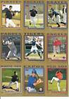 2004 Topps Traded & Rookies Baseball Cards 17