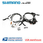 Shimano M395 Hydraulic Disc Brake Set MTB Front  Rear BL M395 BR M395 396 OE