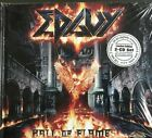 Edguy Hall Of Flames Limited Edition 2 CD Booklet