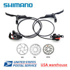 SHIMANO BR BL M355 M365 MT400 MT420 Hydraulic Bicycle Disc Brake Set F