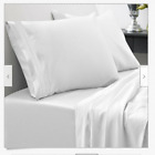 Sweet Home Collection 1800 Thread Count White Queen Excellent Condition