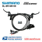SHIMANO DEORE BR BL M6100 Bike MTB Hydraulic Disc Brake Set FR M6000 OE