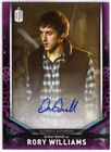 2018 Topps Doctor Who Signature Series Trading Cards 10