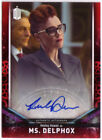 2018 Topps Doctor Who Signature Series Trading Cards 16