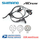SHIMANO Altus BR BL M315 MT200 Hydraulic Disc Brake Set Bicycle MTB F