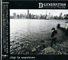D GENERATION-NOTHING IS ANYWHERE-JAPAN CD E78