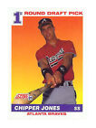 Chipper Jones Cards, Rookie Cards and Autograph Memorabilia Buying Guide 17