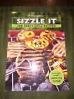 Weight Watchers SIZZLE IT book grill Cookbook diet cooking recipes Points meals