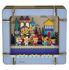 Disney Parks Its a Small World Paper 3D Diorama Set New in Sealed Package