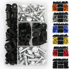 For Honda CBR150R 2002-2019 Complete Fairing Bolts Kit Fasteners Screws Kit Nuts