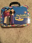 THE BEATLES YELLOW SUBMARINE VINTAGE STYLE LARGE TIN TOTE LUNCHBOX LUNCH BOX
