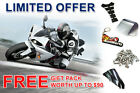 For Kawasaki ZZR400 93-07 ZZR600 98-03 Unpainted Fairing Bodywork Kit 8c0 YB