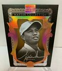 2016 ALL TIME GREAT MASTER COLLECTION TIGER WOODS GOLF COPPER AUTO CARD #03 20