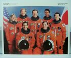 Official NASA Endeavour Space Shuttle Mission STS 47 Crew 8 x 10 Photo