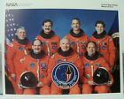 Official NASA Columbia Space Shuttle Mission STS 35 Crew 8 x 10 Photo