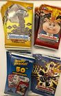 (38) Pack Lot 2017 2018 Topps Garbage Pail Kids Wacky Packages From Box