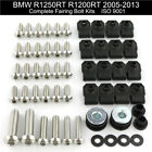 For BMW R1250RT R1200RT 2005-2013 Complete Fairing Bolts Fasteners Kit Screws
