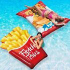 Intex French Fries and Potato Chips Float Combo Pack for Swimming Pools