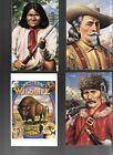 US FDC FIRST DAY COVERS LEGENDS OF THE WEST 1994 SET OF 20 POSTCARDS ARTCRAFT