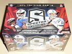 2013 PANINI SPECTRA FOOTBALL SEALED HOBBY BOX 6 PACKS (5 CARDS PER PACK)