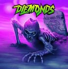 Diemonds - Never Wanna Die CD 2015 hard rock Canada Napalm Records