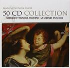 Deutsche Harmonia Mundi Baroque and Ancient Music 50 Collection [New CD Box Set]