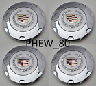 K650 Gm Cadillac Escalade 22 Inch Wheel Center Hub Caps 9597355 2007-2014 Set 4