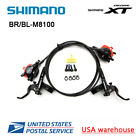 SHIMANO XT BR BL M8100 Bike MTB Hydraulic Disc Brake Set Front and Rear OE