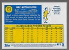 2019 Topps Heritage Baseball Variations Gallery and Checklist 222