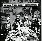 cd  ANTIGAMA / THIRD DEGREE / HERMAN RAREBELL THE WORLD WILL FALL SOON AND WE AL
