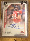 2016 Panini Ole Miss Rebels Collegiate Trading Cards 15