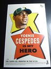 2014 Topps MLB Sticker Collection 21