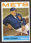 Top 10 Casey Stengel Baseball Cards 18