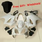 Unpainted ABS Fairing Body Work Windshield Fit For Honda VFR800 VFR 800 02-12