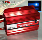Red Racing Battery Voltage Ecu Stabilizer System For 240Sx S13 S14 S15 Sr20 Red