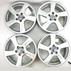 4 Volvo 17x7 BALDER Alloy Rims Wheels 30756703 for S60 V60 S80