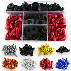 Complete Fairing Bolts Screws Nuts Fasteners Kit For Yamaha YZF R XJR FZ MT FZ