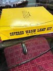 COVERED WAGON LAMP KIT, #100PL , Mfg By Cactus Craft. Original Box Complete.